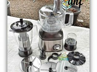 food processor flexie vienta